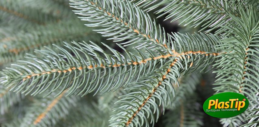 PlasTip Spritzguss Weihnachstbäume