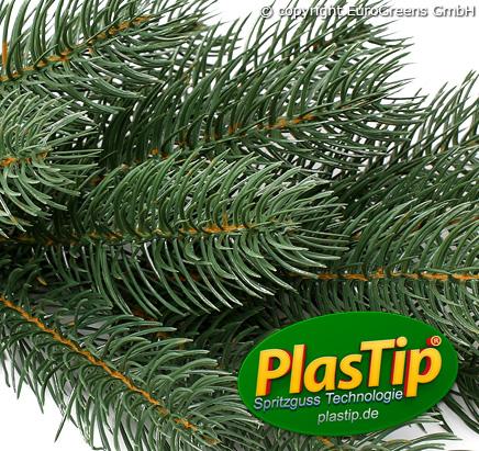 Künstliche Nordmanntanne Weihnachtsbaum.Künstliche Nordmanntanne Alnwick